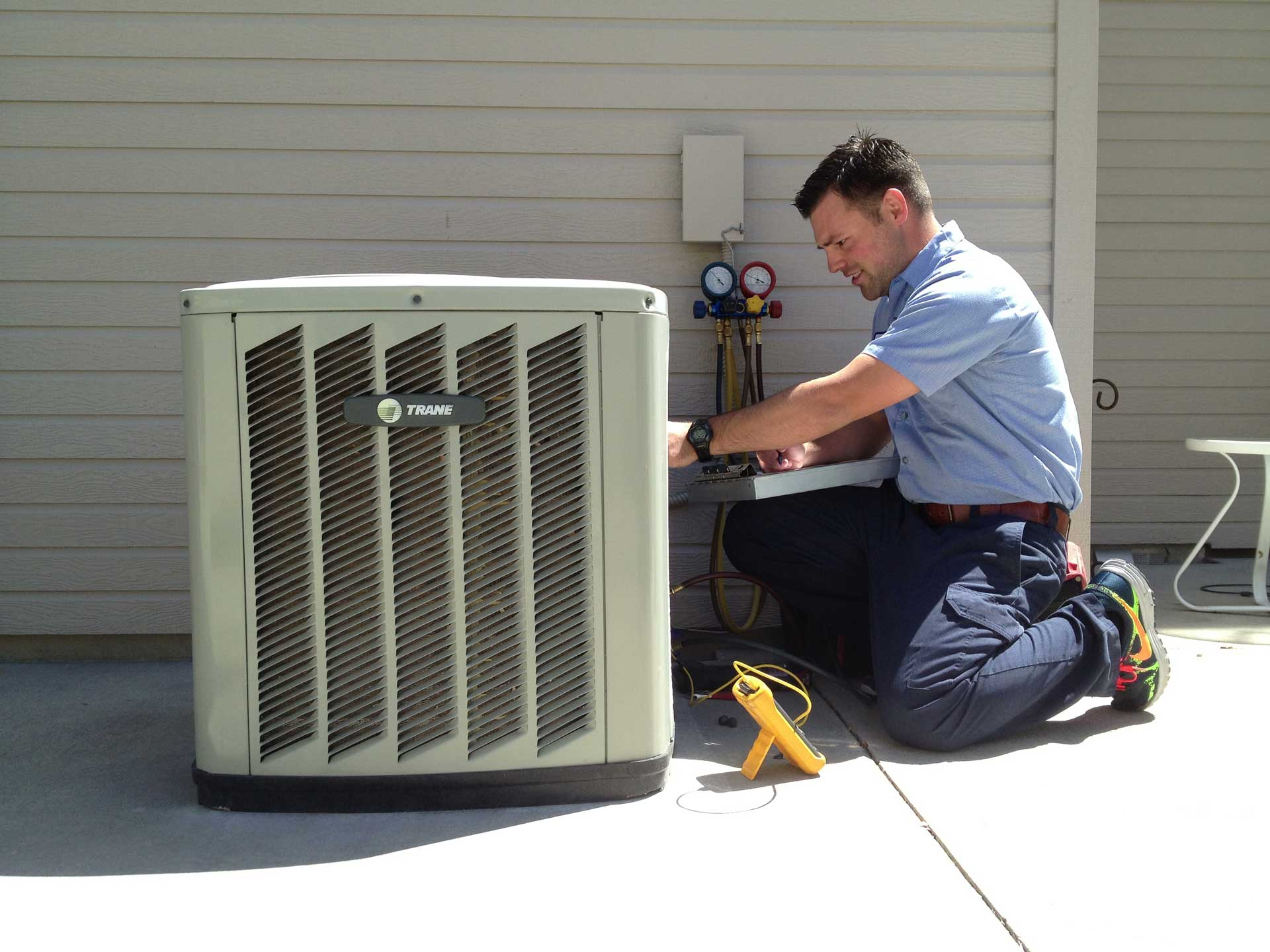 About AC Repair Los Angeles