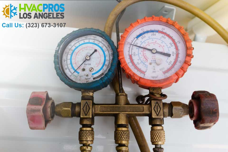 HVAC Pros Los Angeles